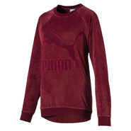 Толстовка PUMA Downtown Structured Crew